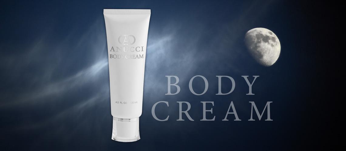 Anucci Body Cream